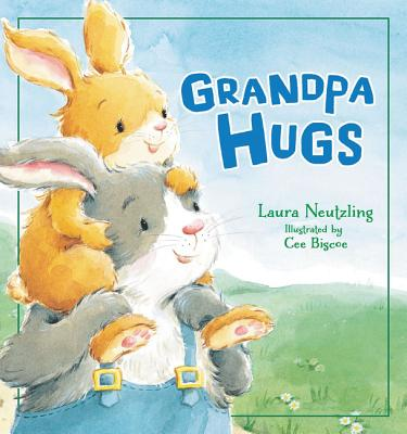 Grandpa Hugs (Board Book)