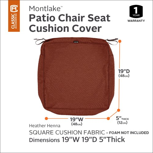 Symple Stuff Water Resistant Patio Chair Cover