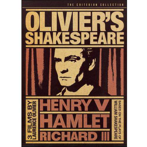 Olivier's Shakespeare (Criterion Collection) (Full Frame) by IMAGE ENTERTAINMENT INC