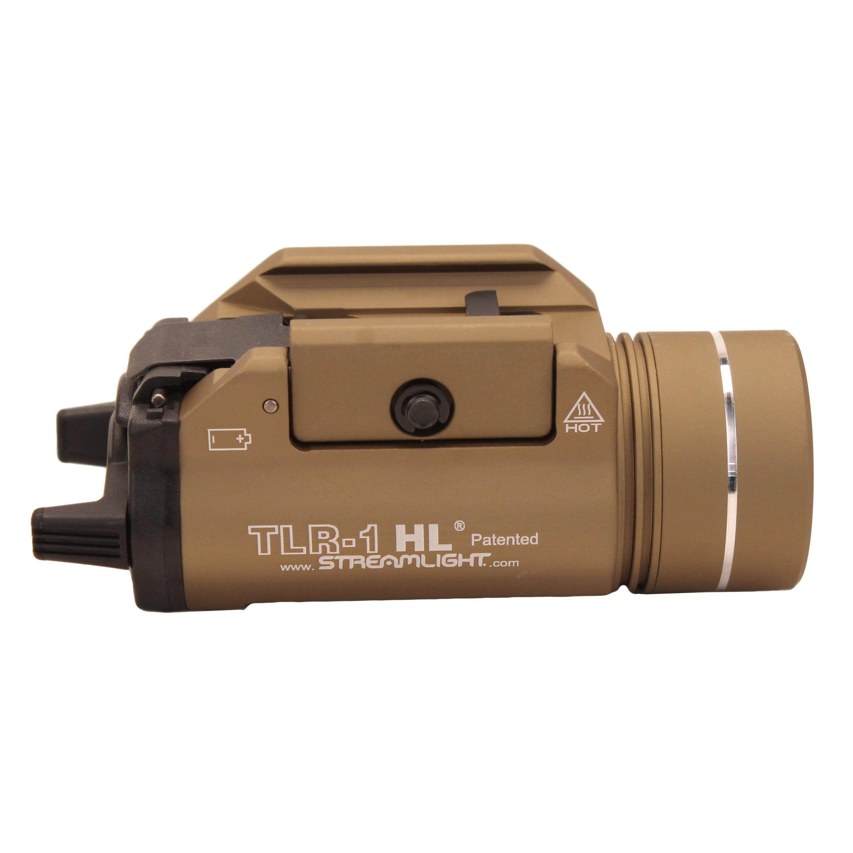 STRMLGHT TLR-1 HL 800 LUMEN FDE
