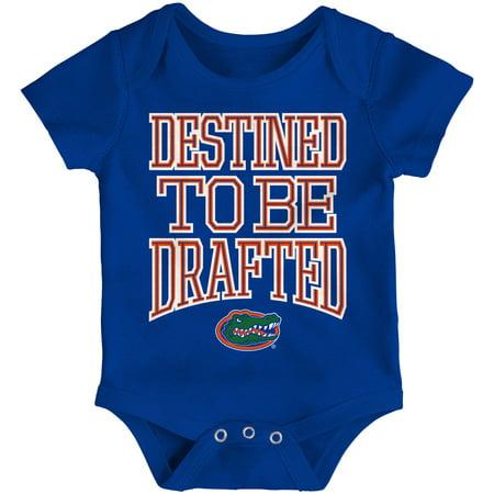 Florida Gators Newborn & Infant Destined Bodysuit - Royal - Florida Gators Onesie