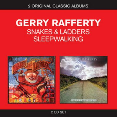 Gerry Rafferty - Classic Albums: Snakes & Ladders/Sleepwalking (CD) - image 1 of 1