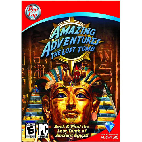 Image of Amazing Adventures The Lost Tomb (PC) (Digital Code)