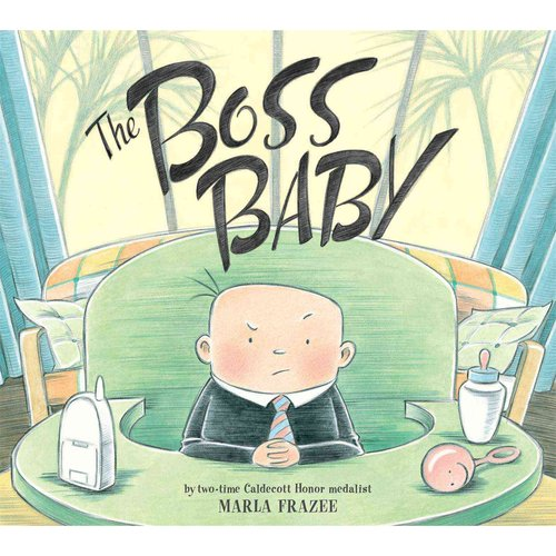 The Boss Baby: As Himself!