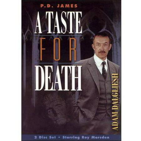P D  James  A Taste For Death  Full Frame