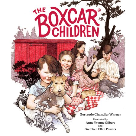 The Boxcar Children Fully Illustrated Edition Boxcar Children Book Series