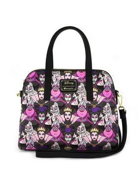 40099ddf274 Product Image Loungefly Disney Female Villains Malificent Ursula Cruella  Crossbody Bag Purse