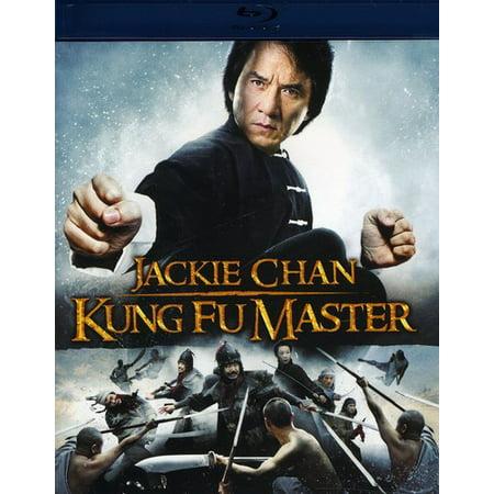 Jackie Chan  Kung Fu Master  Blu Ray