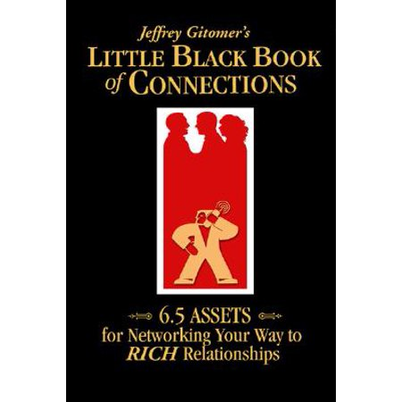 Little Black Book of Connections : 6.5 Assets for Networking Your Way to Rich Relationships](Assets School Halloween)
