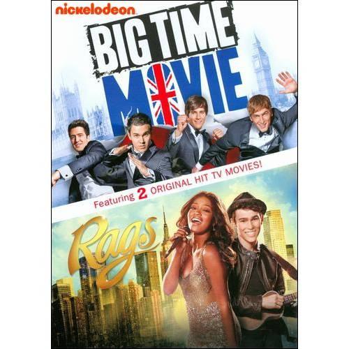 Big Time Movie / Rags (Full Frame)