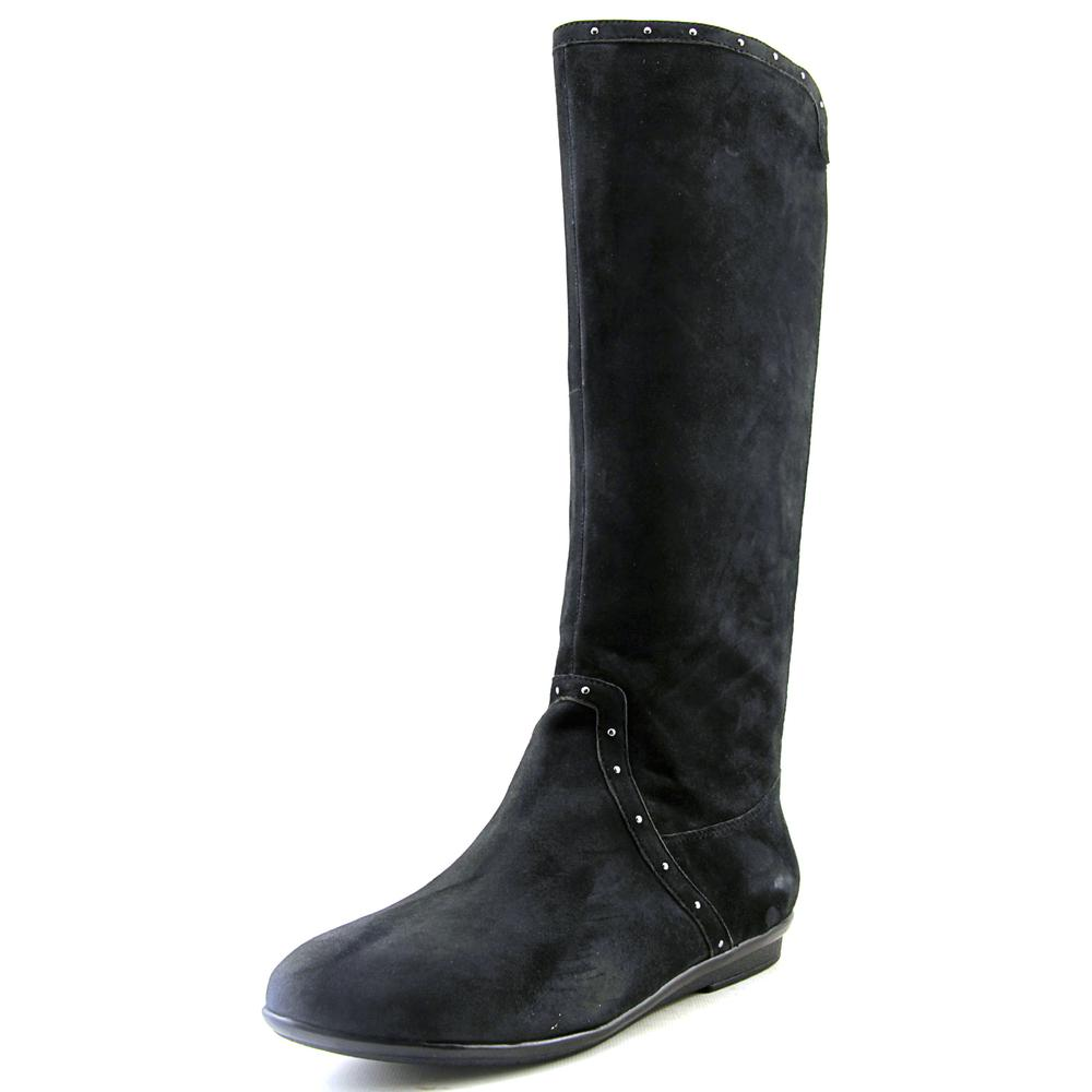 Easy Spirit e360 Kandis Women W Round Toe Suede Black Knee High Boot by Easy Spirit e360