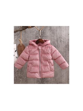 f873394d1463 Product Image Toddler Boys High Collar Zipper Warm Jacket