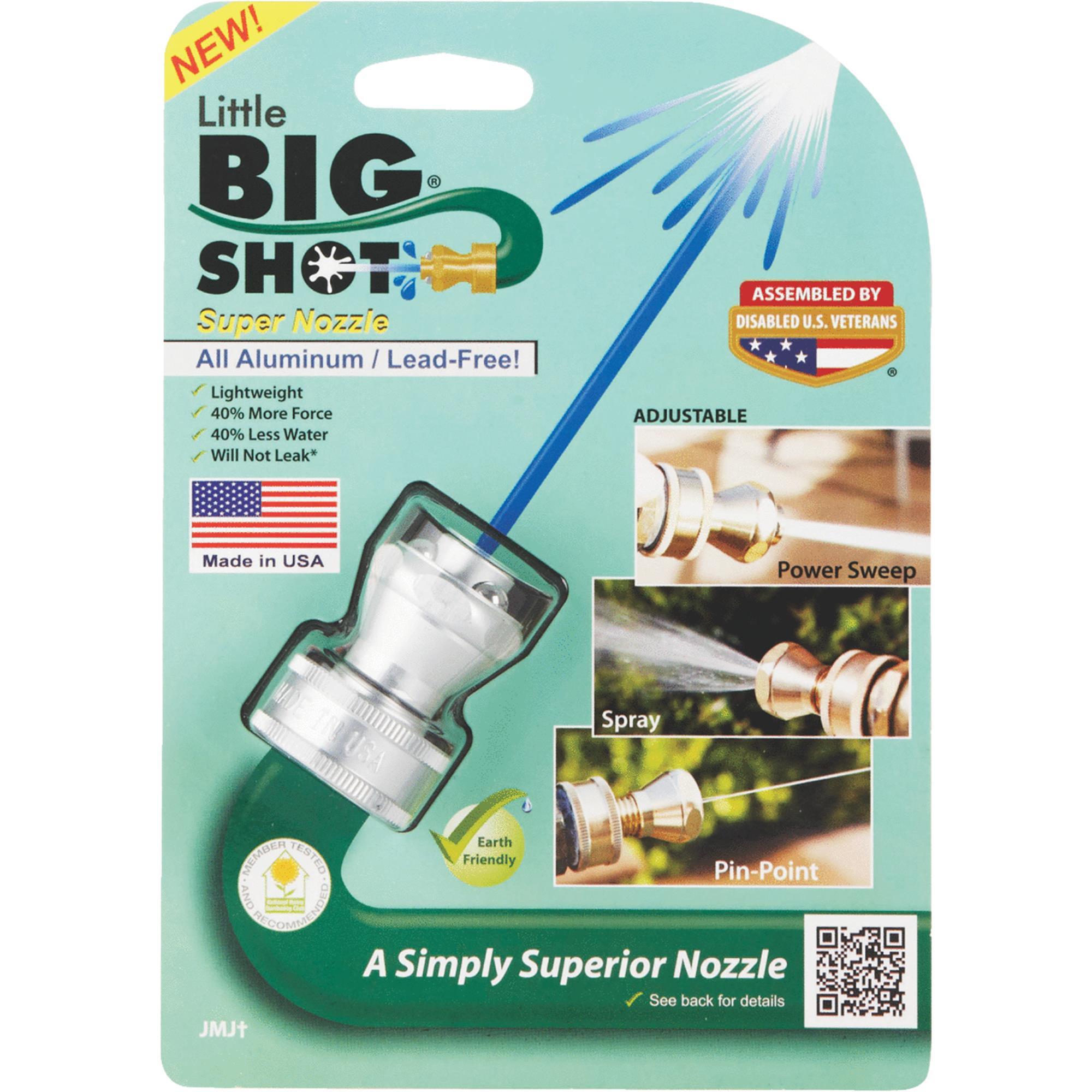 Little Big Shot Twist Nozzle