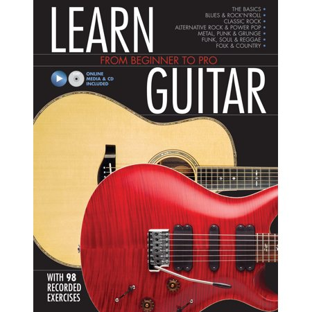 Learn Guitar : From Beginner to Pro