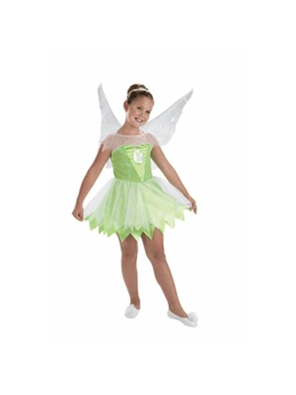 Disney Disguise Baby Girls Tinker Bell Deluxe Infant Costume