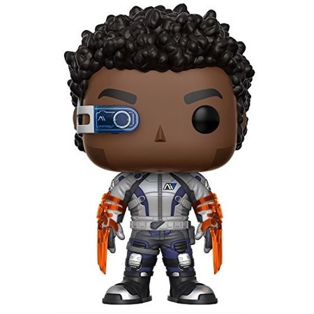 FUNKO POP! GAMES: MASS EFFECT: ANDROMEDA - LIAM (Mass Effect Best Krogan Armor)