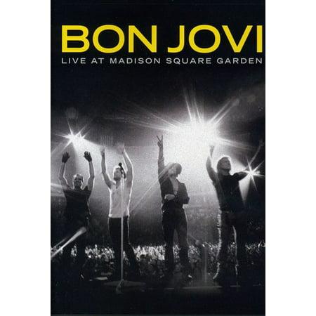 Bon Jovi: Live at Madison Square Garden (DVD) (Bon Jovi Madison Square Garden April 8)