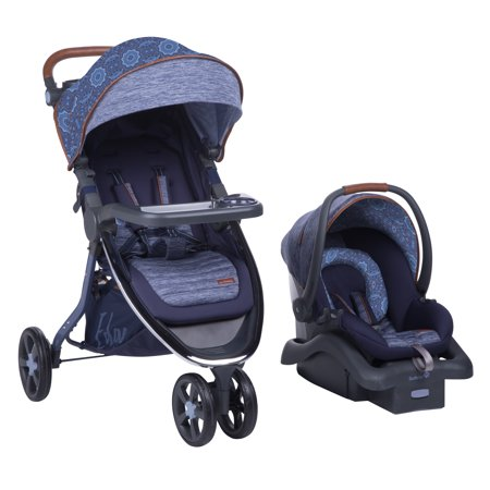 Monbebe Edge Travel System, Boho