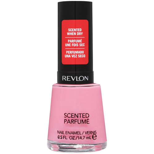 Revlon Scented Nail Enamel, 305 Sublime Strawberry, 0.5 fl oz