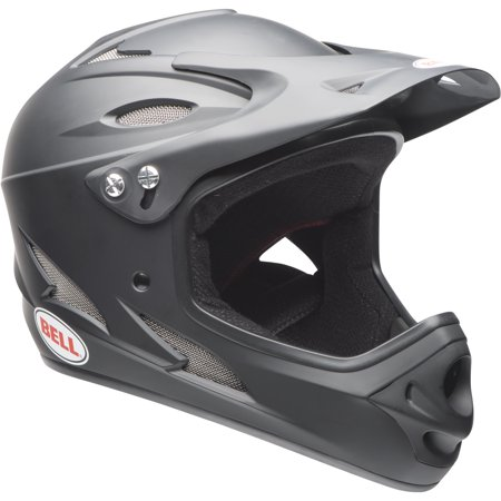 Bell Sports Servo Full-Face Adult Helmet, Matte Black