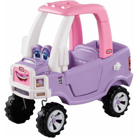 Little Tikes Princess Cozy Truck Ride On
