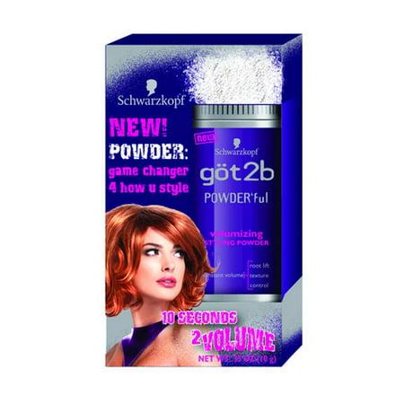 fada9db2ef Got 2B Powder Ful Volumizing Styling Powder - Walmart.com