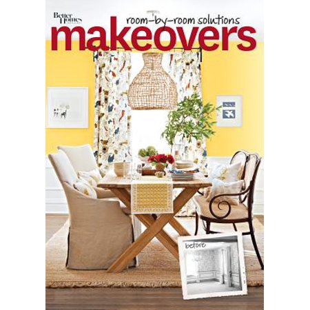Makeovers : Room by Room Solutions  (Better Homes and Gardens) (Halloween Room Makeover)