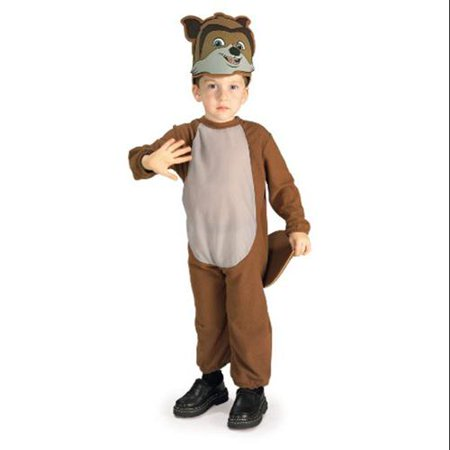 Over The Hedge Rj Racoon Flannel Baby Costume