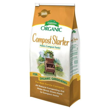 Espoma CS4 4 Lb Organic Compost Starter