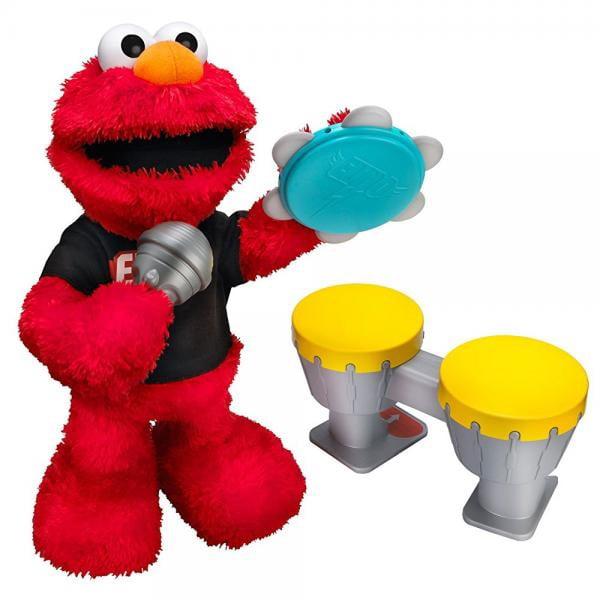 Sesame Street Let's Rock Elmo by