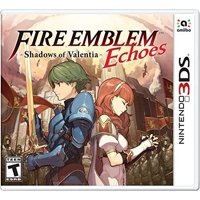 Fire Emblem Echoes: Shadows of Valentia, Nintendo, Nintendo 3DS, 045496744649