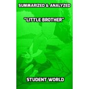 "Summarized & Analyzed ""Little Brother"" - eBook"