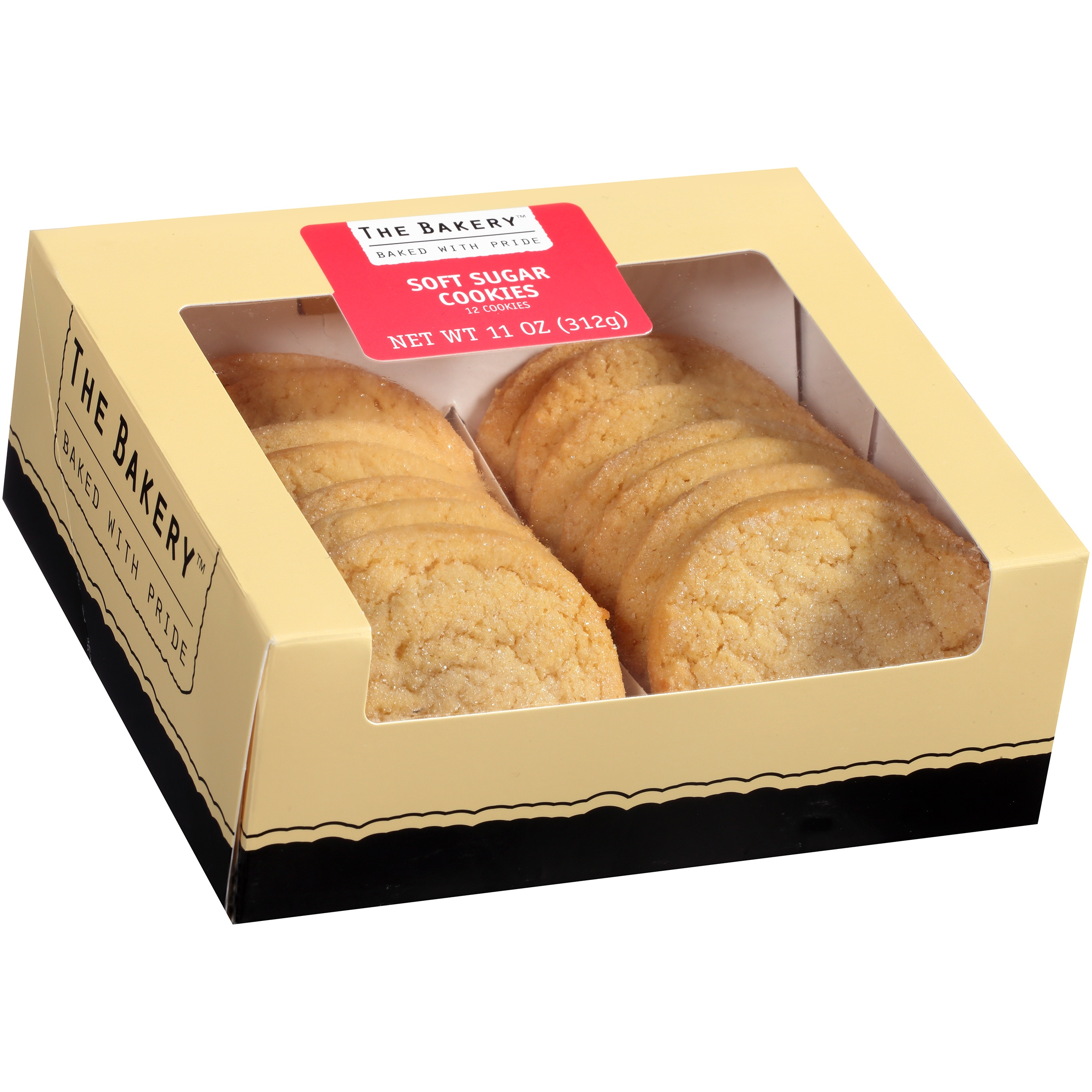 The Bakery™ Soft Sugar Cookies 11 oz. Box