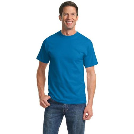 Port & Company® - Tall Essential Tee.  Pc61t Sapphire Lt - image 1 of 1