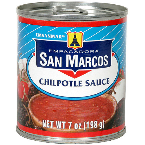 Empacadora San Marcos Chilpotle Sauce, 7 oz  (Pack of 24)