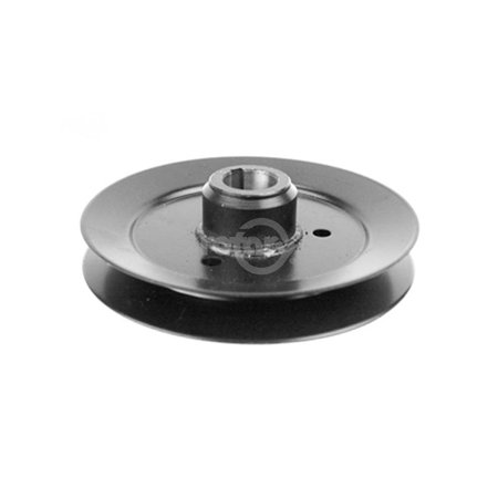 """Exmark 1-413424 Spindle Pulley. Fits Lazer Z CT 48"""" Spindles."""
