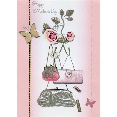 Image result for mother's day card with handbag on it