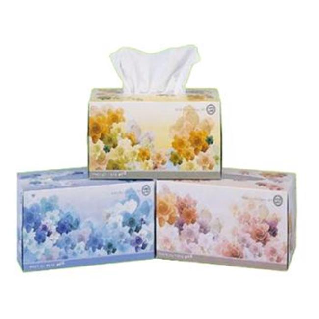 Bulk Buys Facial Tissue - Case of 36