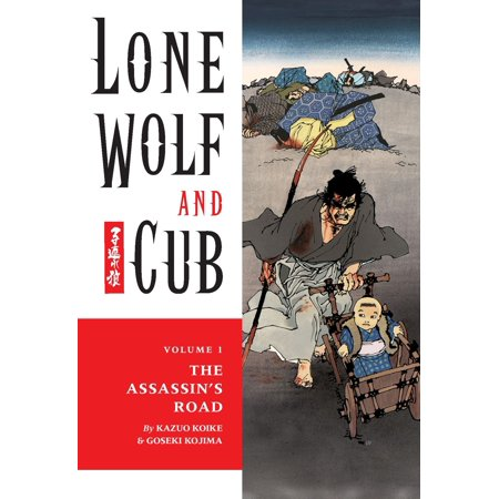 Lone Wolf and Cub Volume 1: The Assassin's Road - -