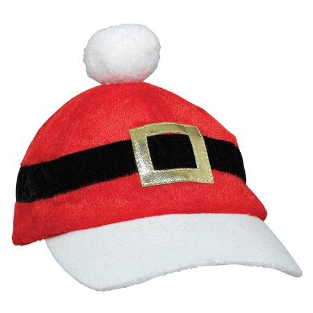 SANTA CHRISTMAS BASEBALL CAP - Santa Caps