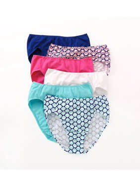 Women's 6pk Cotton Stretch Hi-cuts