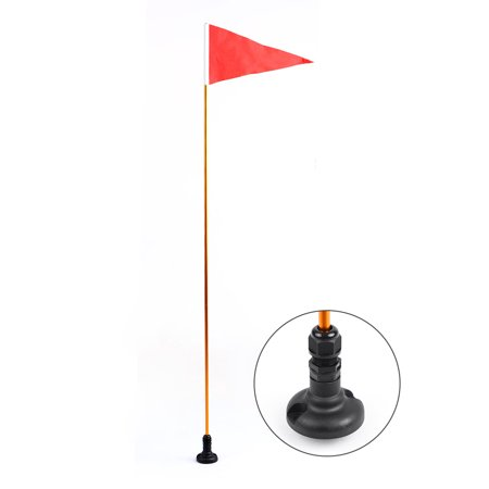 Kayak Safety Flag Mount Kit Universal Kayak DIY Accessories for Boat Canoe  Yacht Dinghy