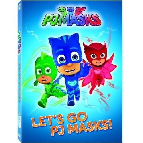 PJ Masks: Let's Go PJ Masks (Widescreen)
