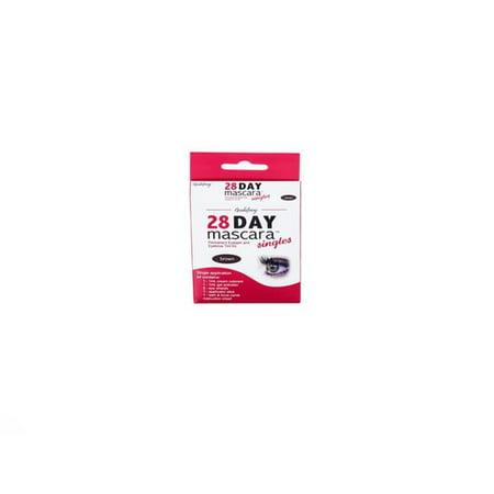 Godefroy 702-SGL 28 Day Permanent Eyelash & Eyebrow Mascara, Single Application Tint Kit -