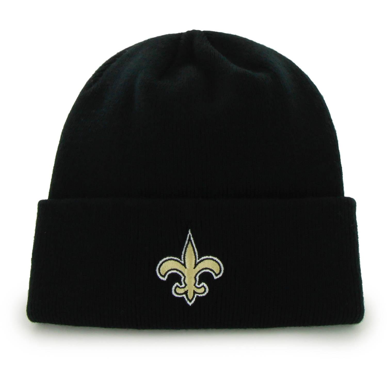 NFL New Orleans Saints Mass Cuff Knit Cap Fan Favorite by