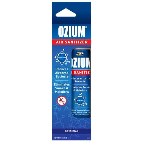 Ozium Original Pump Air Freshener, 3.5oz
