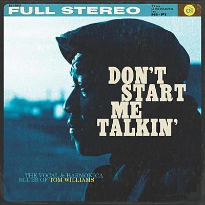 Don't Start Me Talkin' - eBook