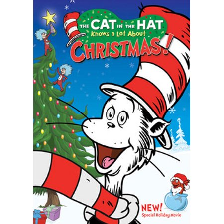 The Cat in the Hat Knows a Lot About Christmas!