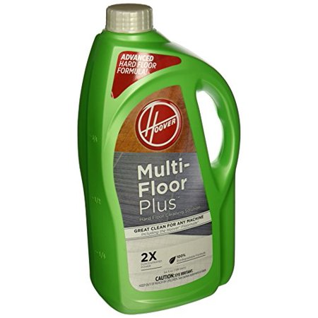 Hoover cleaner multi floor plus 2x hard floor 64 oz for Hoover multi floor cleaner