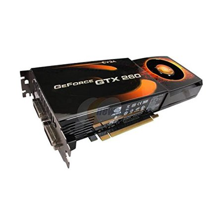 Gtx 260 Sli - 896 P3 1260 A1 - evga 896 P3 1260 A1 EVGA Nvidia GeForce GTX 260 896MB 448-Bit GDDR3 PCIE Video Card 896-P3